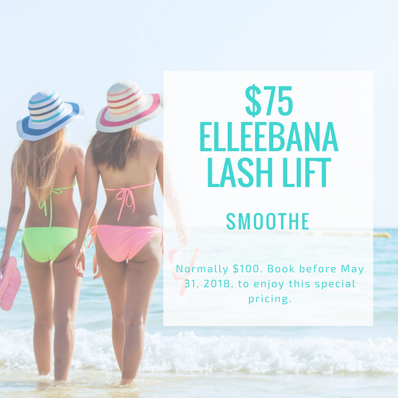 No Sweat, You Can Get Them Wet - Get Your Lashes Ready For Pool