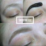 Smoothe Brow Wax + Tint