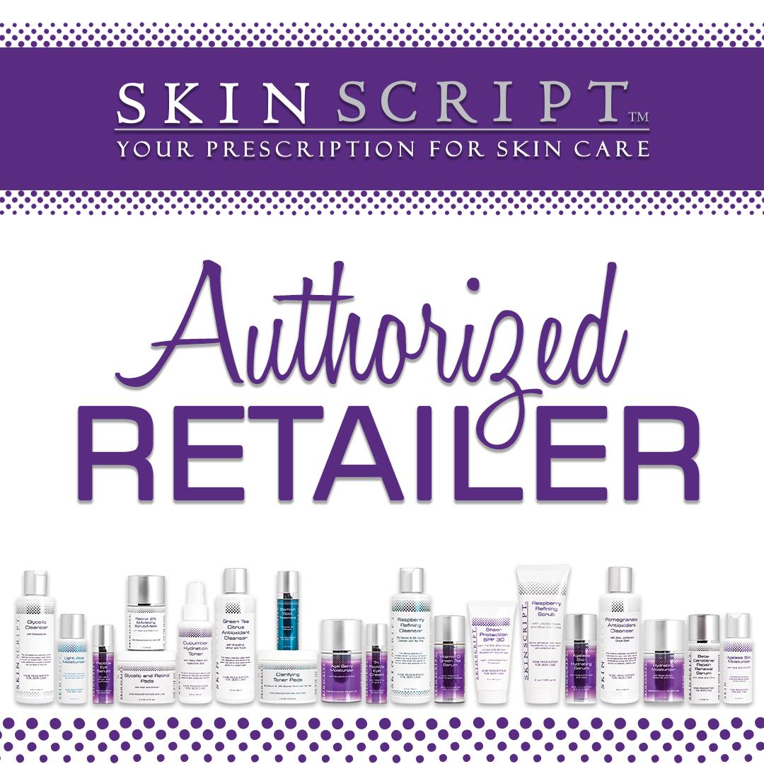 SkinScript Authorized Retailer - Raleigh NC - Smoothe LLC