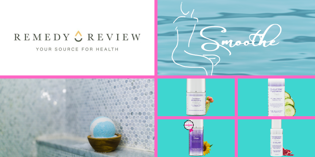 Register to Win a Smoothe at Home Skin Survival Kit and 10 CBD Bath Bombs From Remedy Review