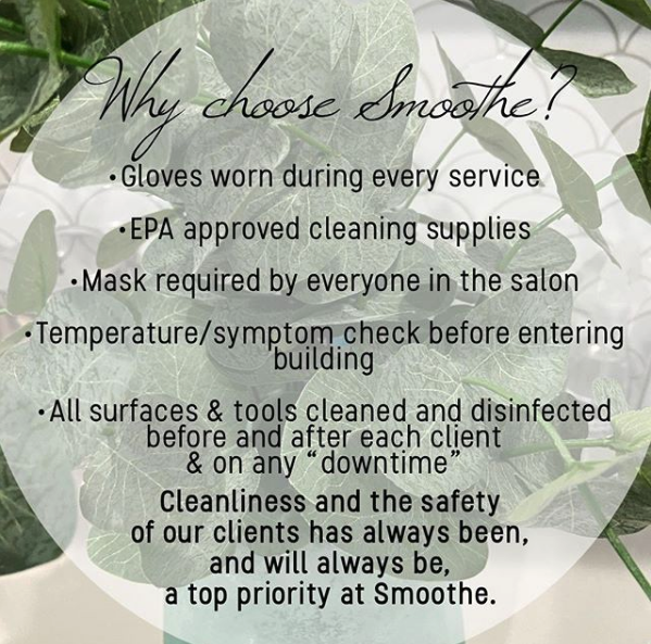 Why Choose Smoothe?