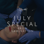 Smoothe LLC Brow Lamination July Special