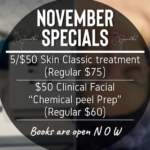 Smoothe LLC Raleigh NC November Specials