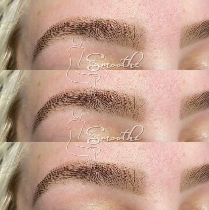 Brow Henna at Smoothe