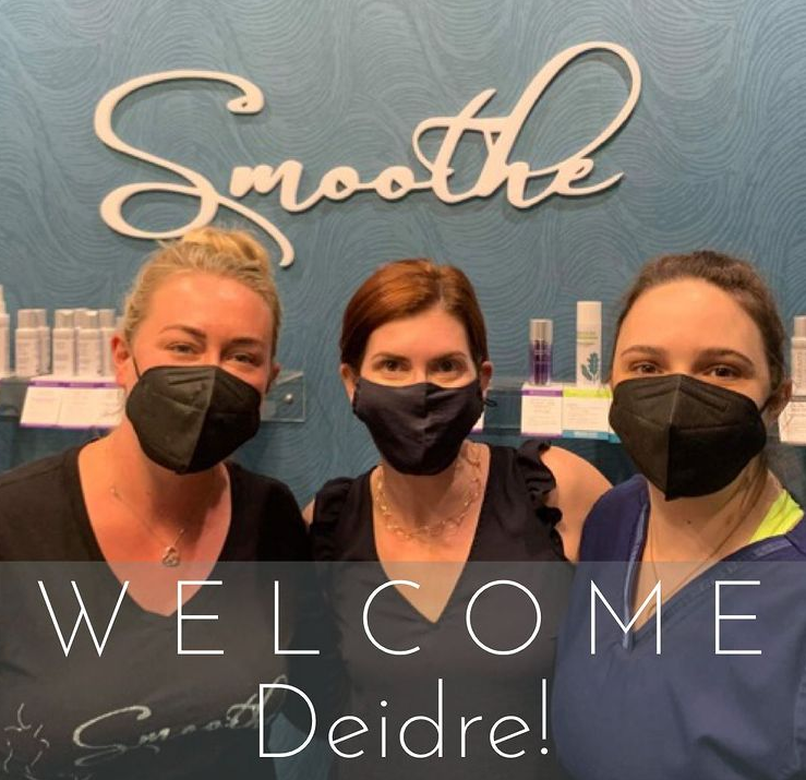 Welcome Deidre to Smoothe LLC